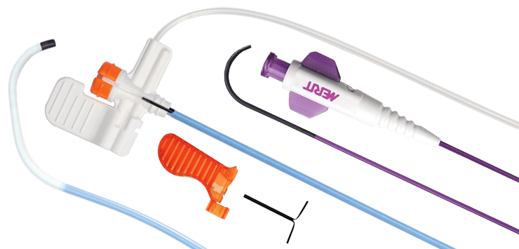 Worley Advanced Lateral Vein Introducer