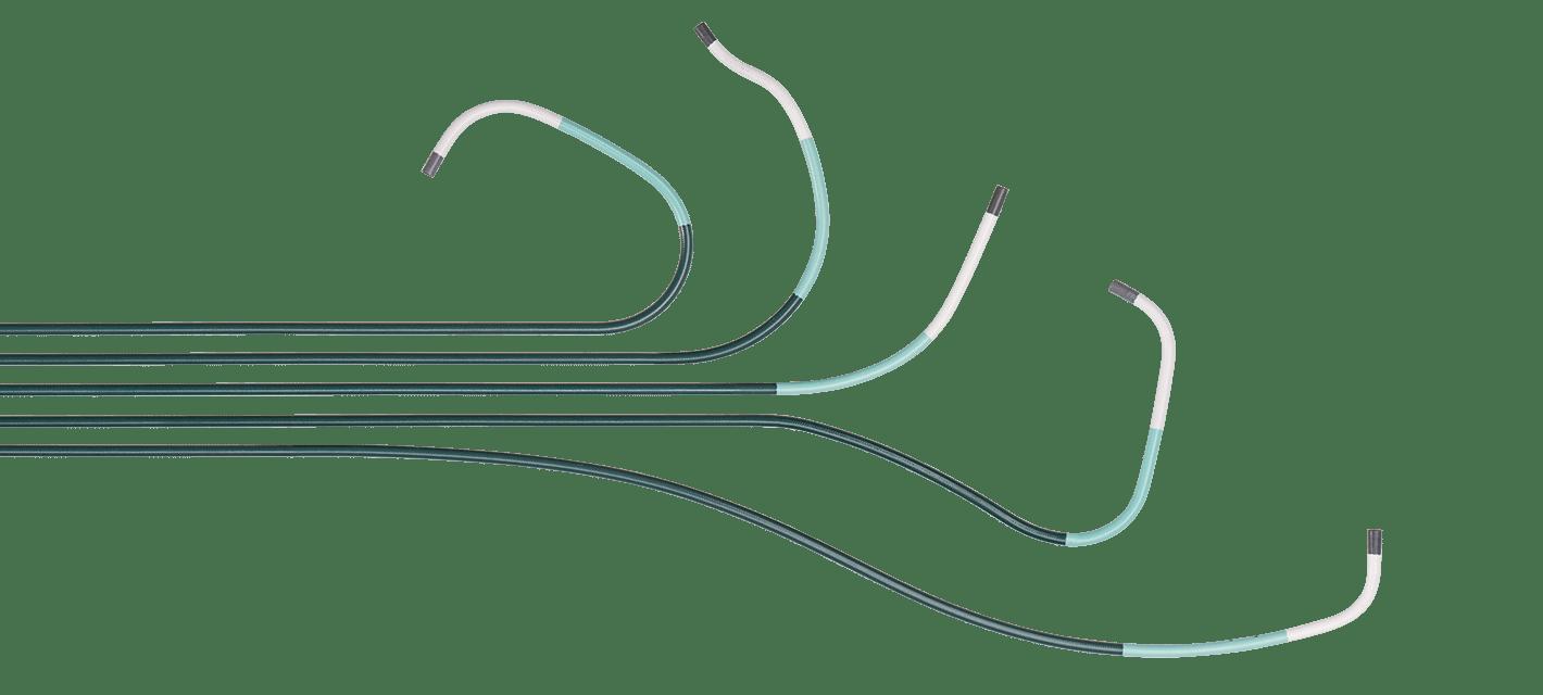 ConcierGE® Guiding Catheters