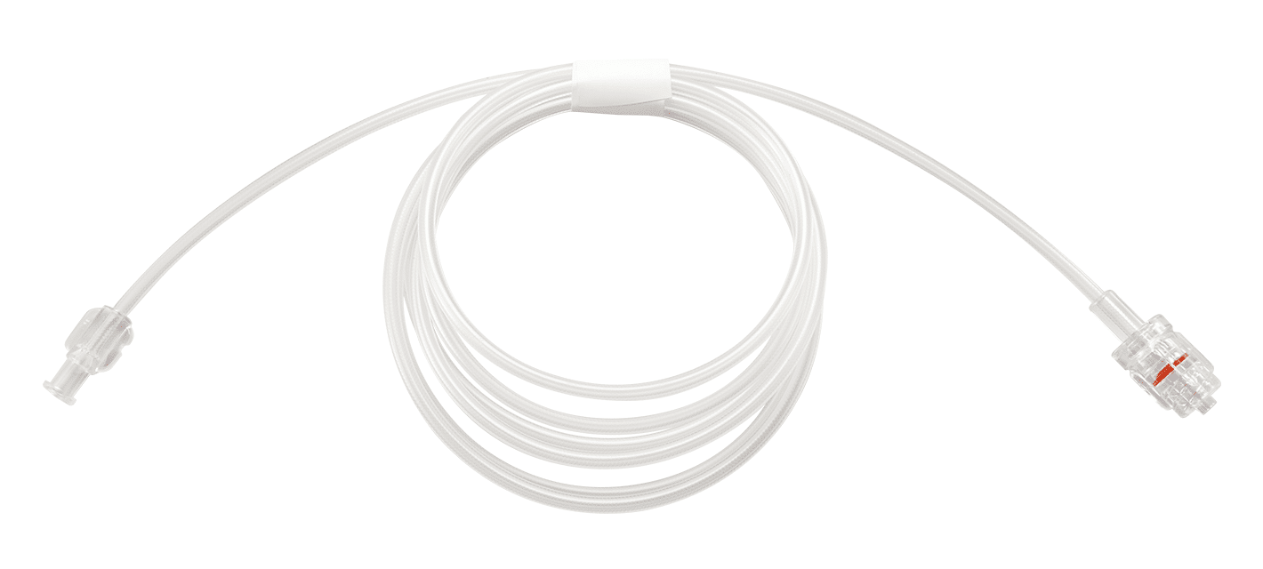 High Pressure Tubing - with Airless Rotator and Merit Keep™