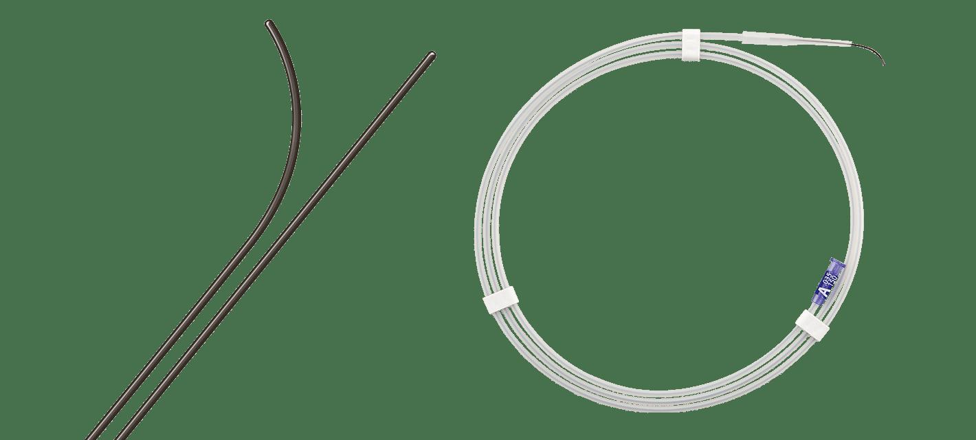 merit laureate u00ae hydrophilic guide wires