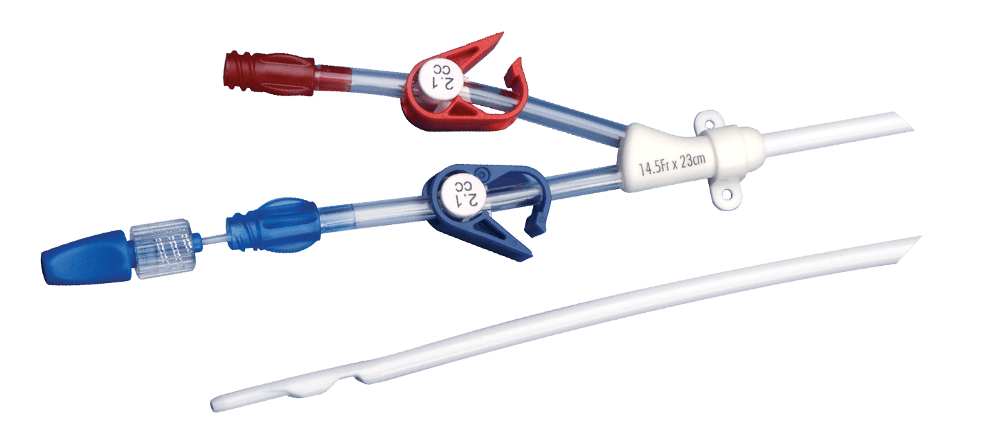 ProGuide™ Chronic Dialysis Catheters - Optimal Patient Comfort
