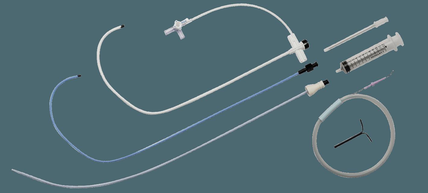 Worley™ Advanced Coronary Sinus Guide - Merit Medical