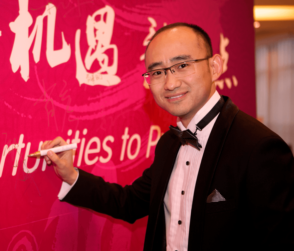 Allen Guo, Senior Operations Manager