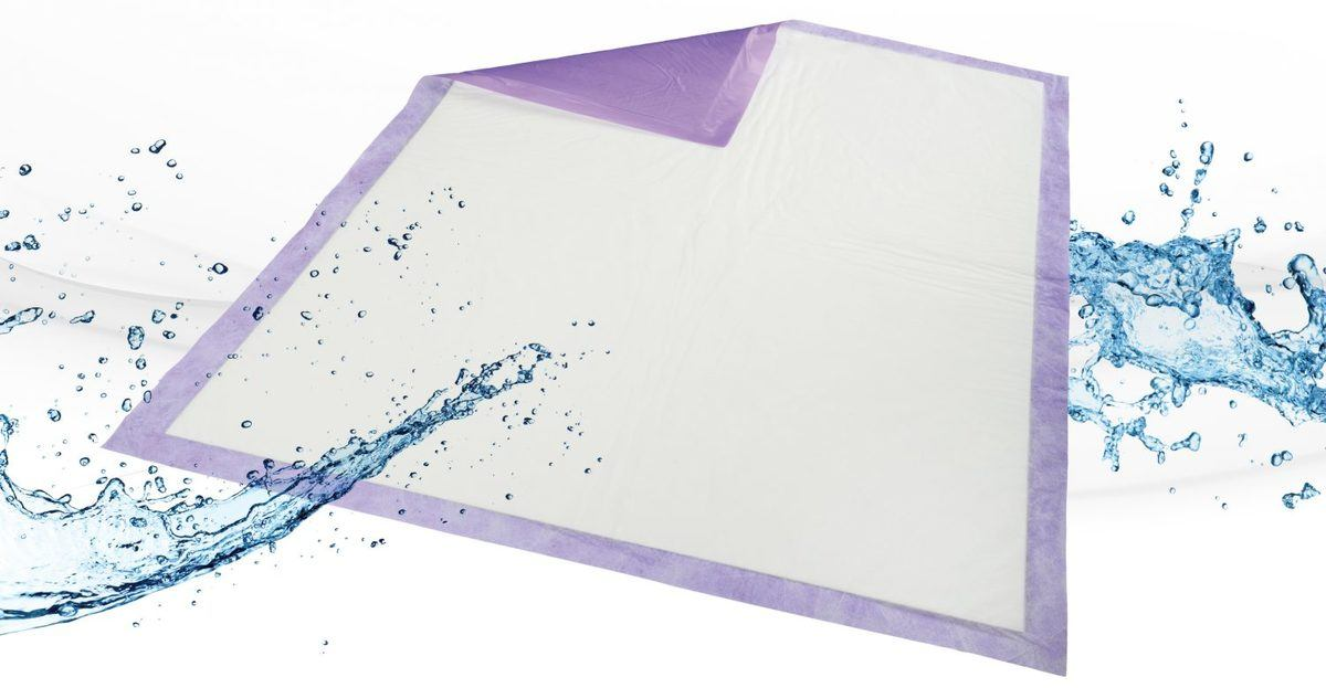 DriPAD Super Absorbent Technology
