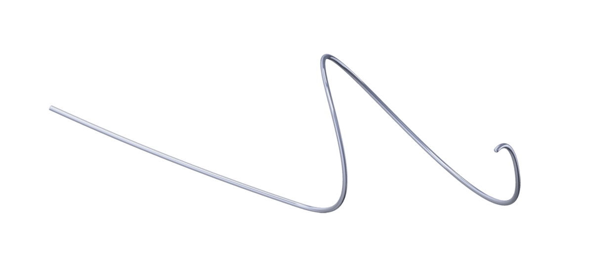 True Form Reshapable Guide Wires
