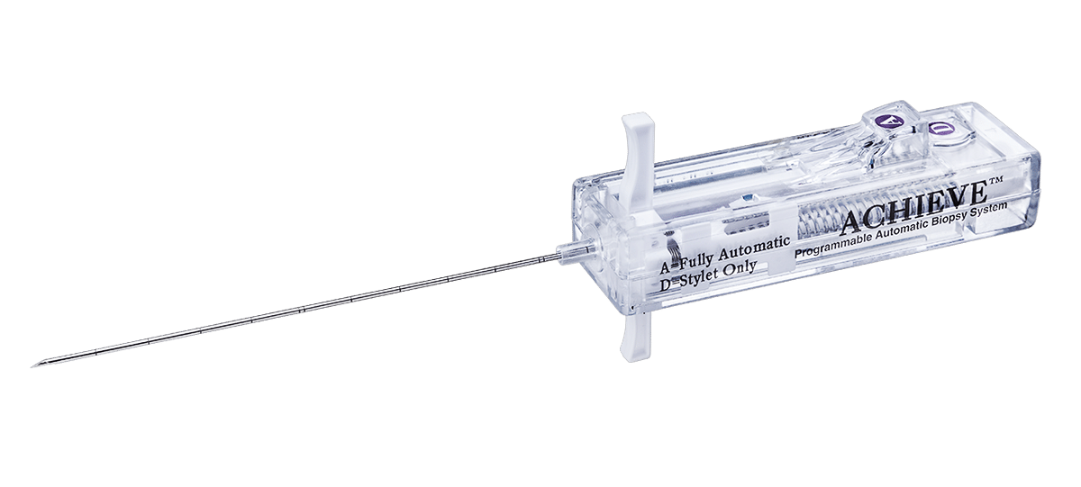Achieve Automatic Biopsy Device
