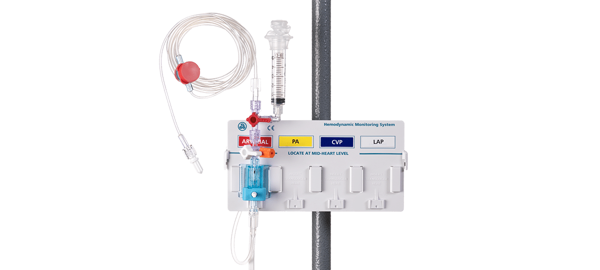 Meritrans DTXPLUS disposable transducer sets