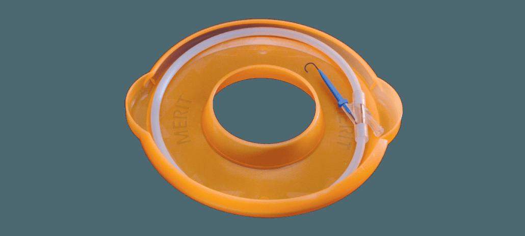 Bowtie Richmond Va >> Ringmaster™ Guide Wire Basin - Conviently Access Wires