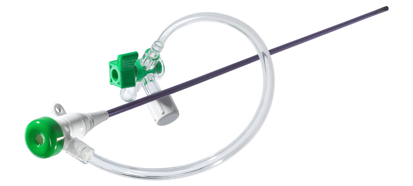 Prelude IDeal - Hydrophilic Sheath Introducer