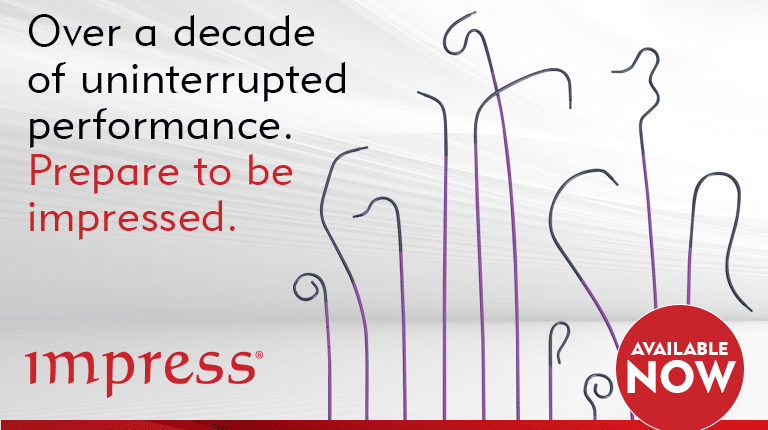Impress - Over a decade of uninterrupted performance. Prepare to be impressed.