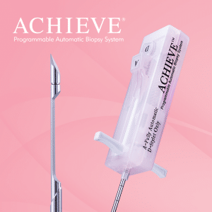 Achieve Pink - Programmable Automatic Biopsy System