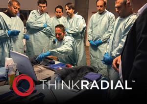 Distal Transradial Access European ThinkRadial