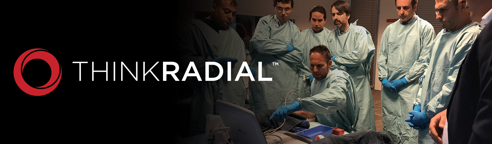 Distal Transradial Access European ThinkRadial