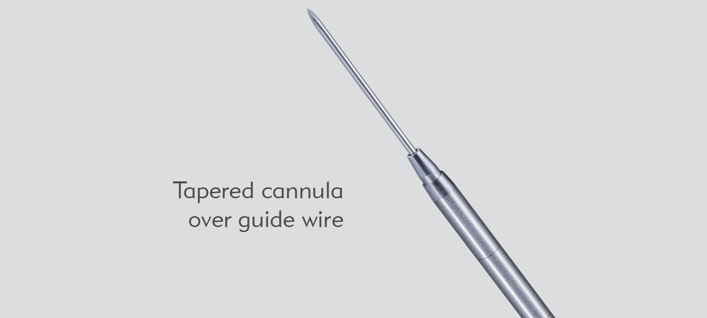 Kensington Guide Wire Bone Biopsy System