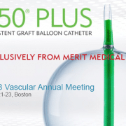 Q50-PLUS Stent Graft Balloon Catheter