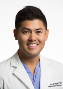 Dr John Chung MD FRCPC