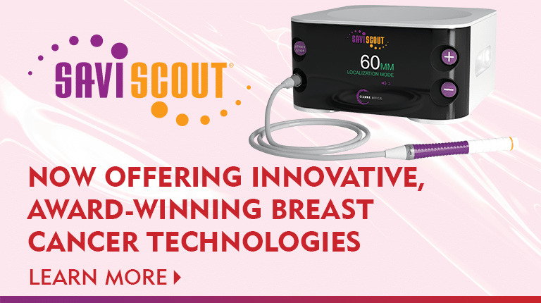Merit Medical now offering award-winning breast cancer technologies