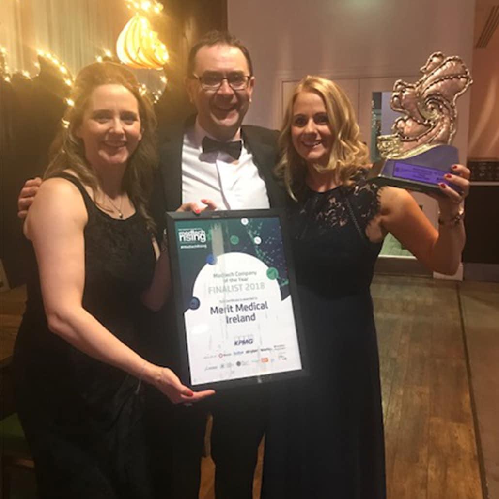 Merit Galway wins award