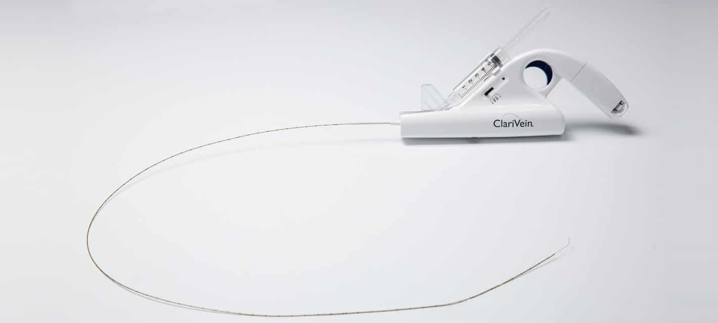 ClariVein IC Infusion Catheter