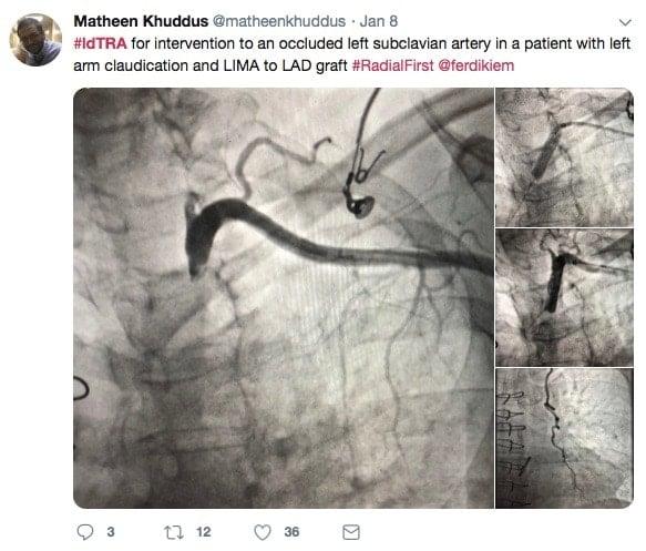 Matheen Khuddus's Tweet