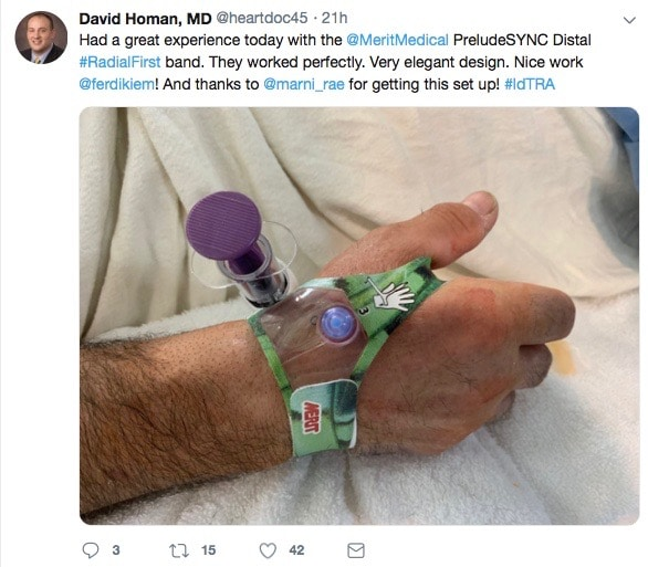 David Homan's Tweet
