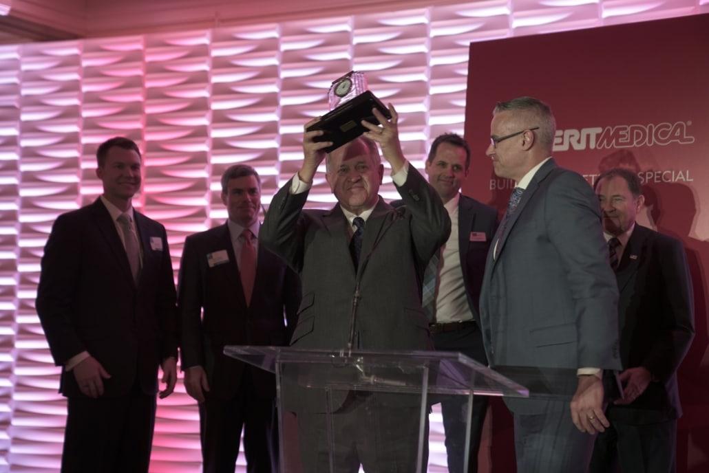 Fred EOY award 2