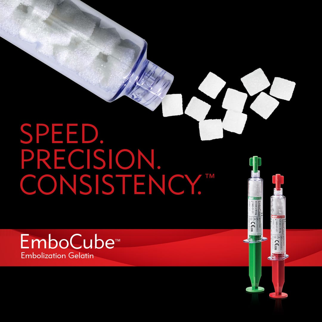 EmboCube - Speed, Precision, Consistency