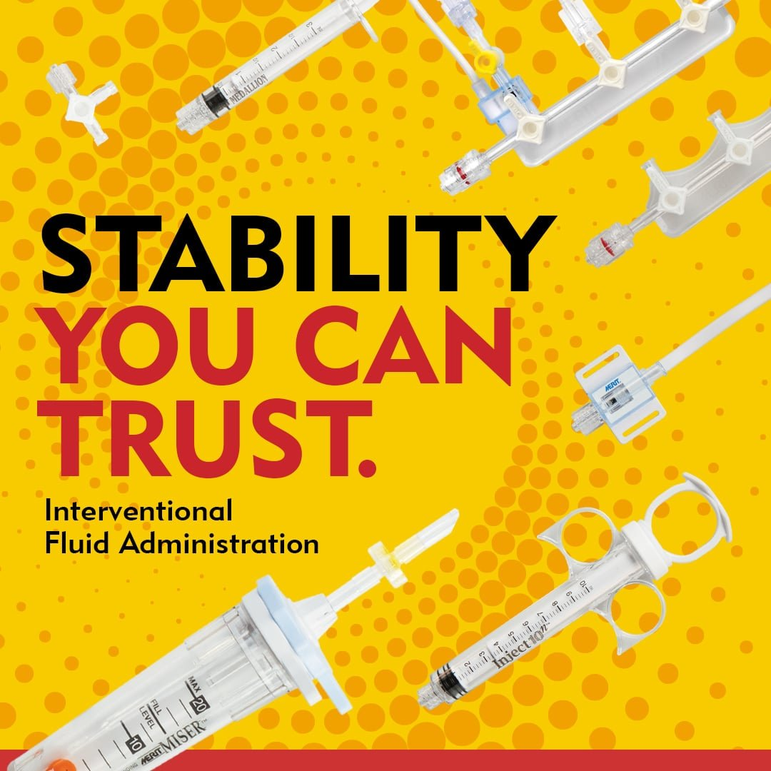 Stability You Can Trust - Interventional Fluid Administration