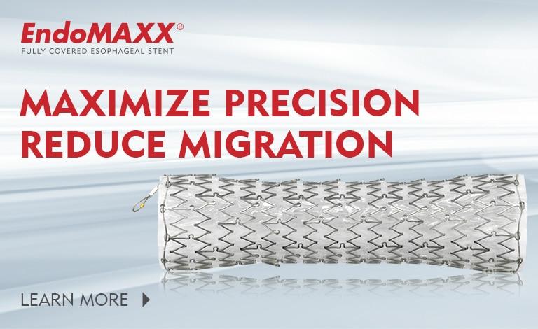 EndoMAXX - Maximize precision and reduce migration - Merit Endoscopy