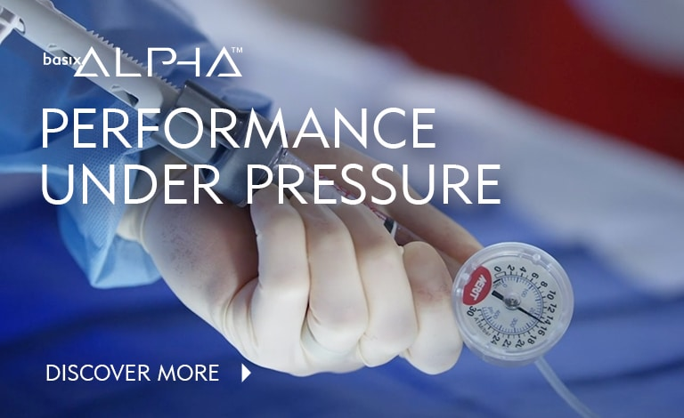 basixALPHA Performance Under Pressure