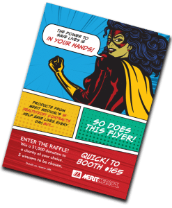 HealthTrust Merit Medical Flyer