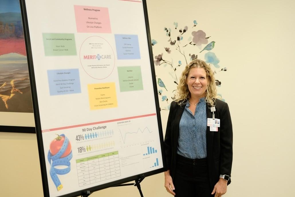 Dr Nicole Priest - Wellness Programs - Merit Medical - Shingo Study Tour