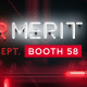 Ask For Merit at CIRSE 2019 - Visit us at booth nr 58