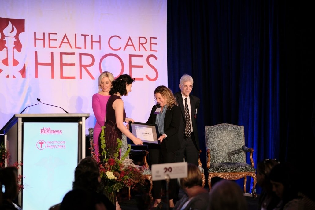Utah Business Magazine - Merit Medical - 2019 Healthcare Heroes Award Winner