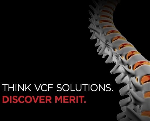 Think VCF Solutions - Treat VCF with Multiple Therapeutic Options - Merit Medical