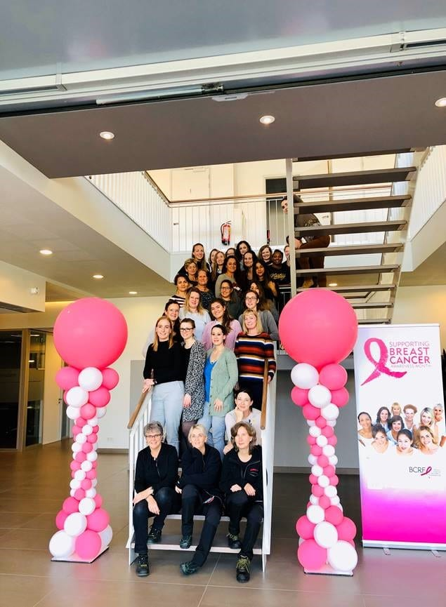 Breast Cancer Awareness Month - Maastricht