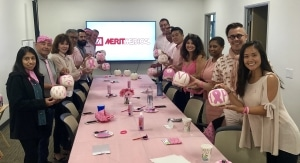Breast Cancer Awareness Month - 2019 - Merit Supports BCAM - Partnering with BreastCancer.org