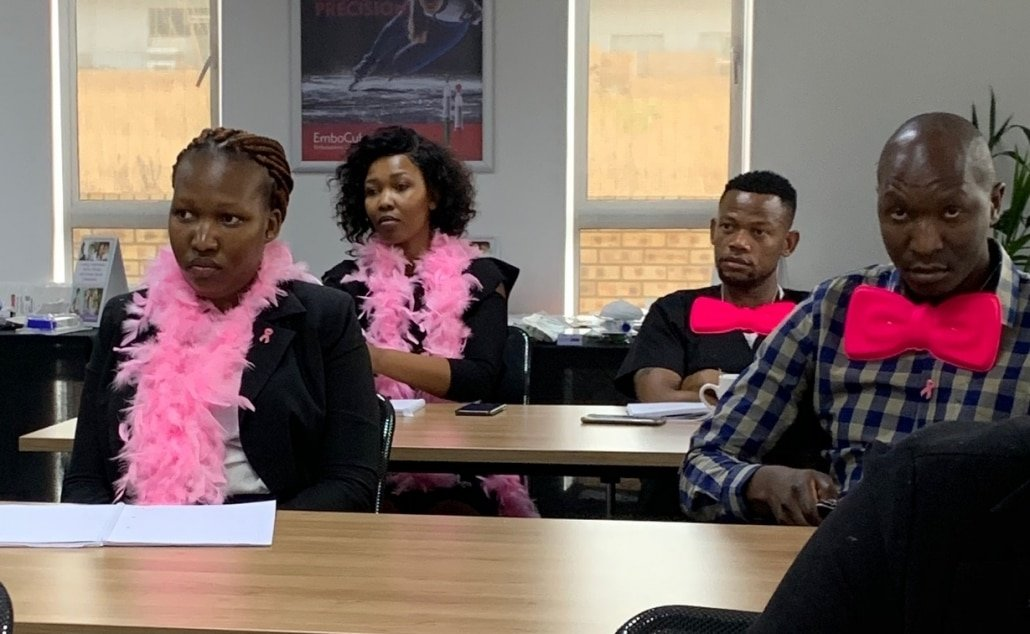 Breast Cancer Awareness Month - South Africa