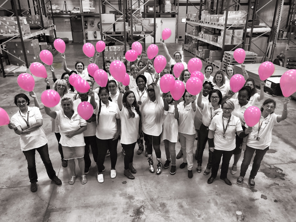 Breast Cancer Awareness Month - France