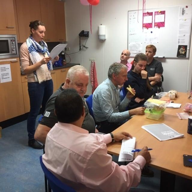 Merit's Coatings Team in Venlo - BCAM