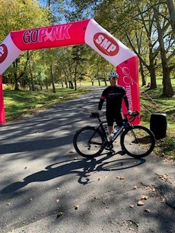 50-mi Ride and Run for Breast Cancer