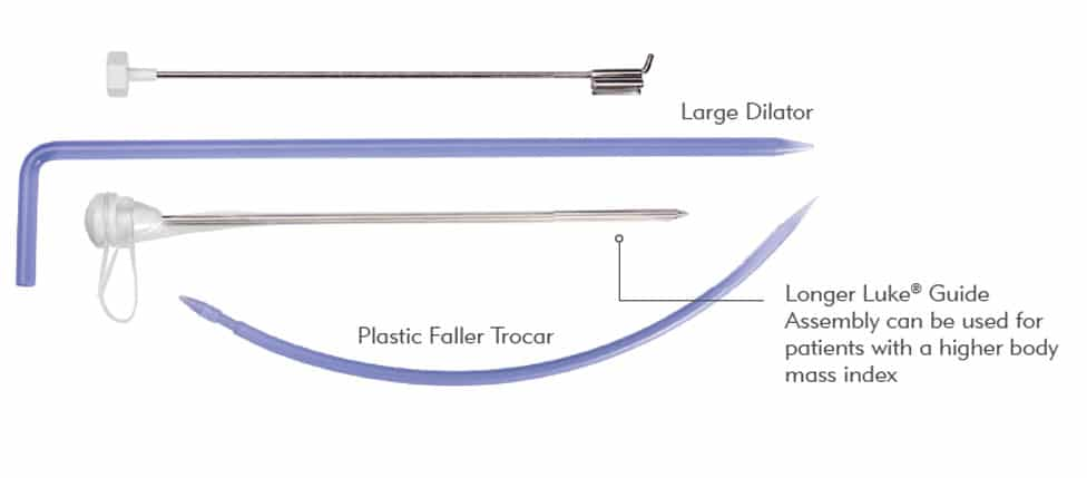 Laparoscopic Implantation System