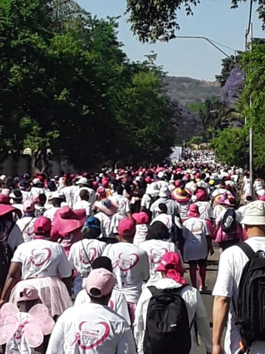 South Africa Breast Cancer Walk