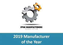 2019 Manufacturer of the Year - UMA - Merit Medical
