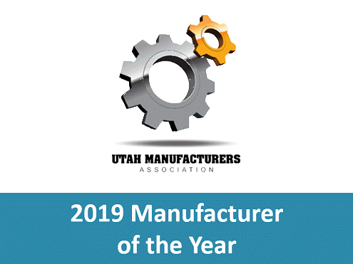 2019 Manufacturer of the Year - UMA - Merit Medical