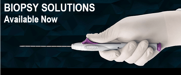 Biopsy Solutions Available From Merit Medical - Soft Tissue Bone Biopsy