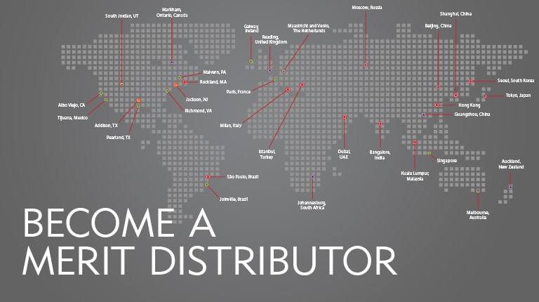Become a Merit Distributor - Worldwide, Global Medical Device - Merit Medical