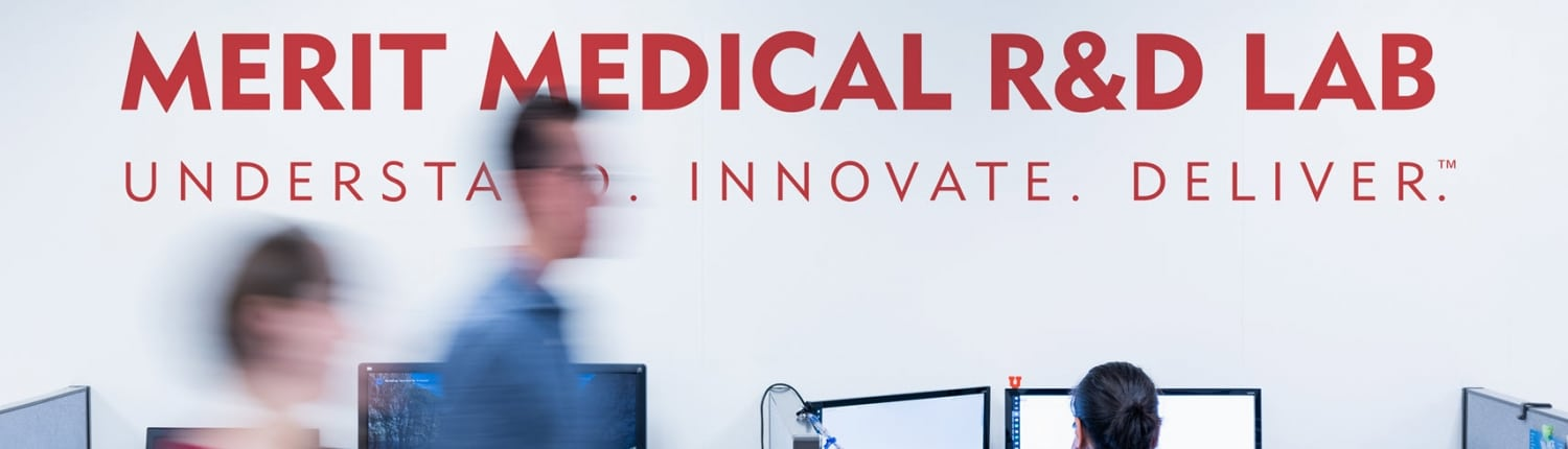 Merit Medical - Understand. Innovate. Deliver. - Improving Patients' Lives Since 1987