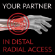 Merit Medical is Your Partner in Distal Radial Access