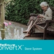 ReSolve ConvertX Limits Risk Exposure for Your Patients - Merit Medical - Stent Systems